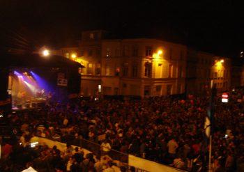 student kick-off gent - productie - evenementen - Aventi